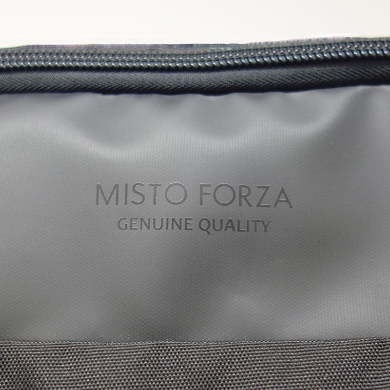 《FINE 4月号掲載商品》 MistoForza大容量ボックスリュック FMS10