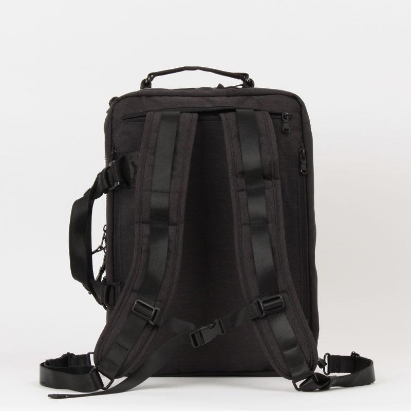 《日経新聞/メンズジョーカー掲載商品》  3wayポリエステルビジネスバッグ【PID】 PAT102