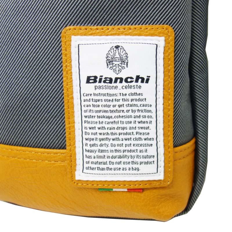 新色メイサイ追加 【Bianchi】ボディバッグ NBTC01