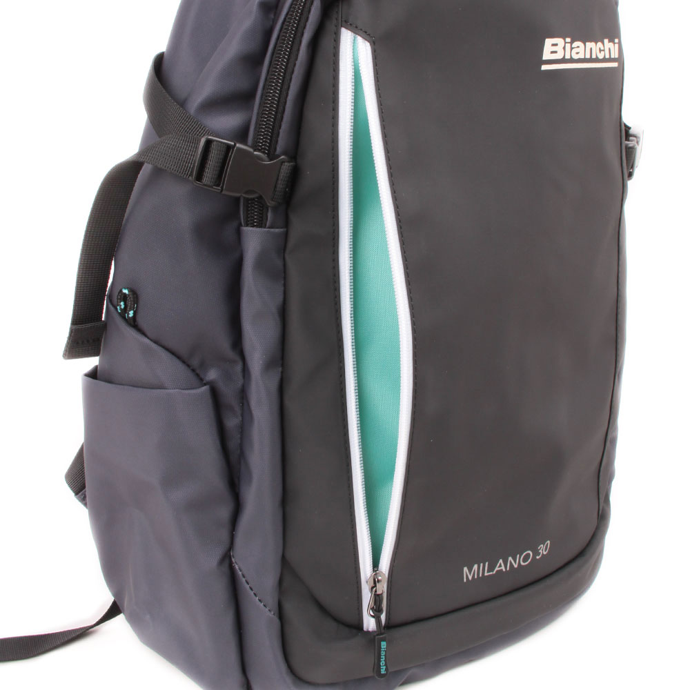 《men's FUDGE4月号掲載》【Bianchi】2層バックパック  TBPG02
