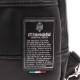 【Bianchi】ワンショルダーバッグ 合皮×ヘリンボーン生地 TBPI02H