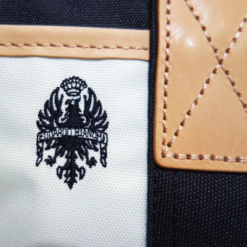 【WEB限定】【Bianchi】 刺繍トートバッグ BAPM03