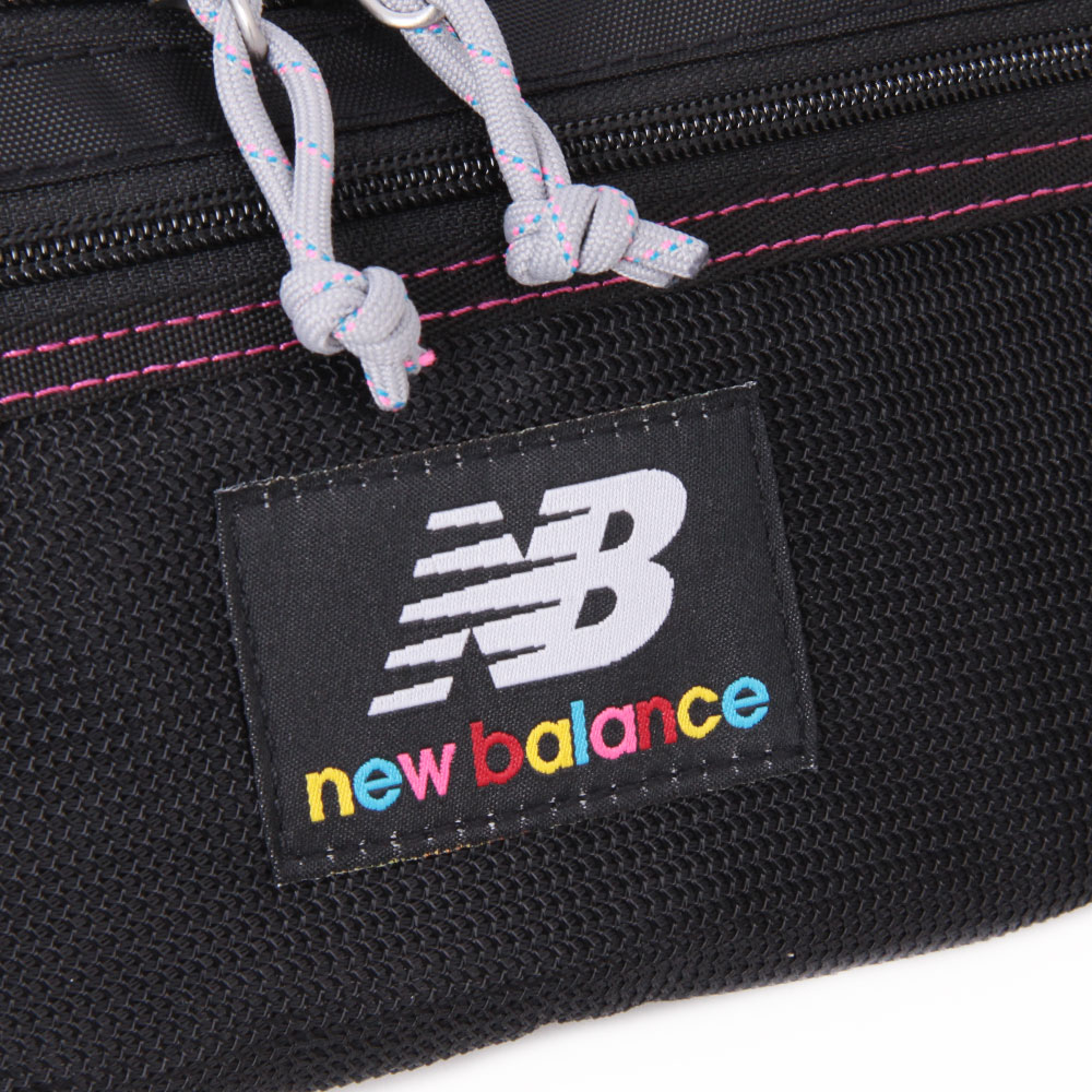 【NewBalance】 ウエストバッグ JABL0677