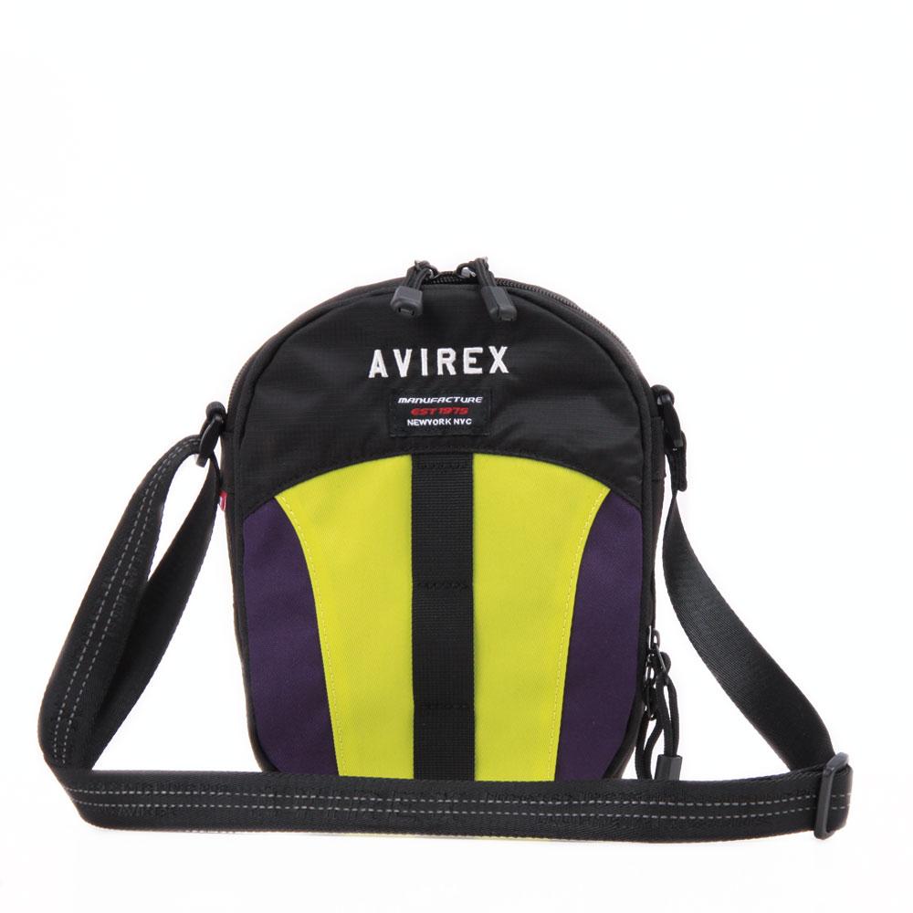 【AVIREX】 ストリート2層ミニショルダーバッグ AX2040