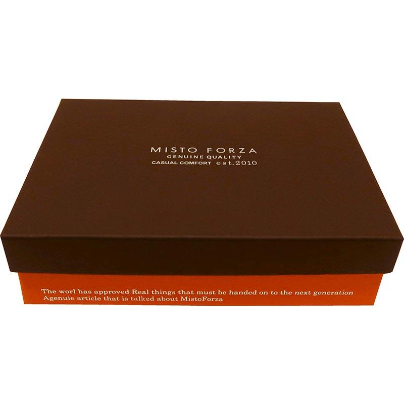 【Misto Forza】二つ折りラウンド財布FMW03