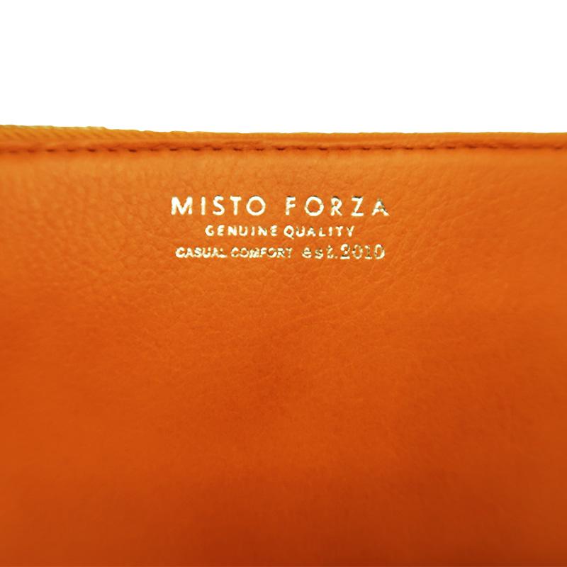 【Misto Forza】ラウンド長財布 FMW05