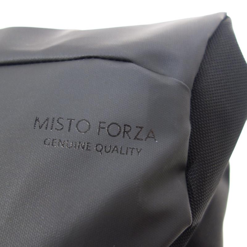 《メンズノンノ 掲載商品》 MistoForzaナイロンフラップリュック FMS02C