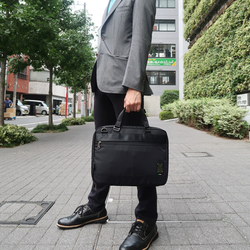 【Bianchi】2wayビジネスバッグ LBBY09