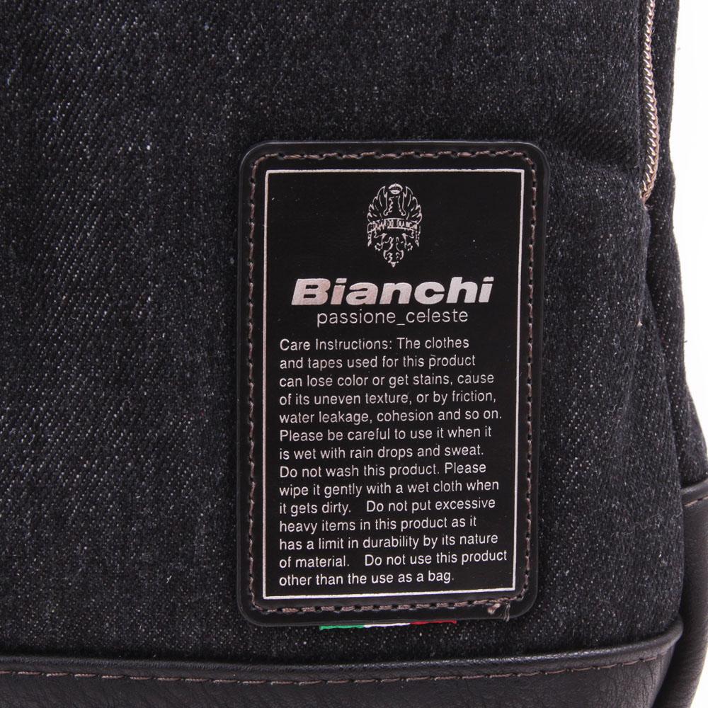 【Bianchi】デニム ボディバッグ  TBPI12D