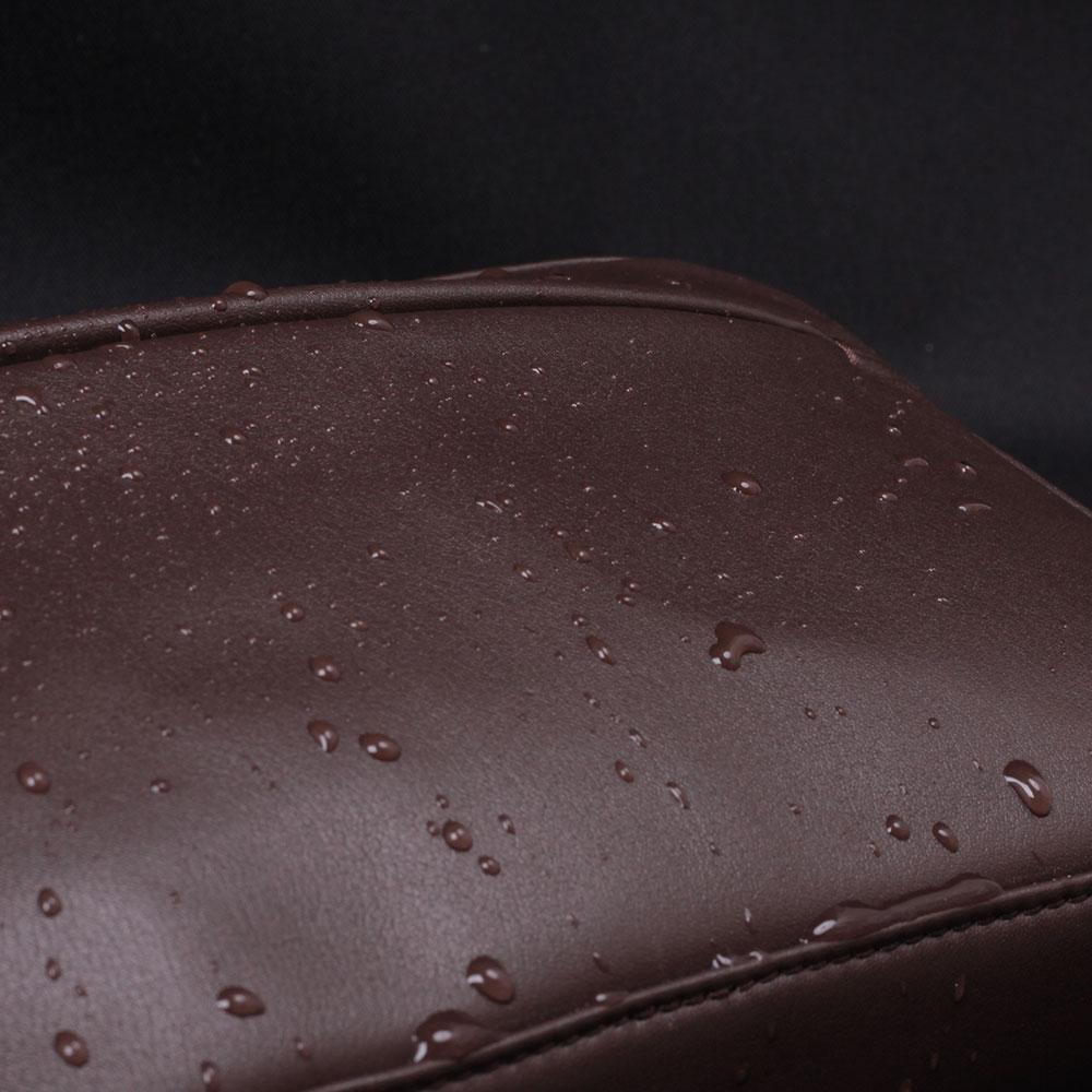 ≪オーシャンズ 2020 11月号掲載≫ Ecrire撥水レザーボディバッグ【PID】 PAZ104