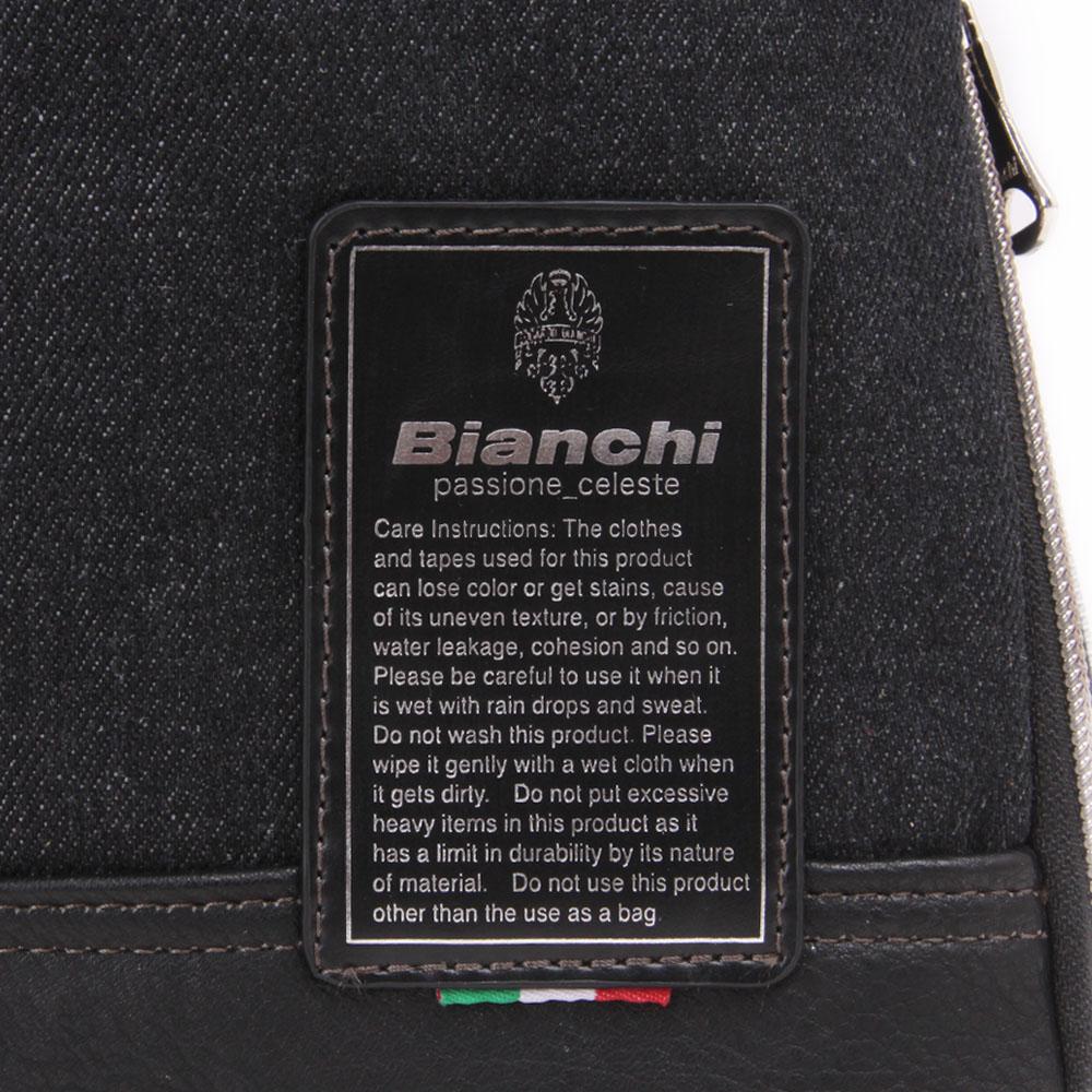 【Bianchi】デニム クラッチショルダー  TBPI03D