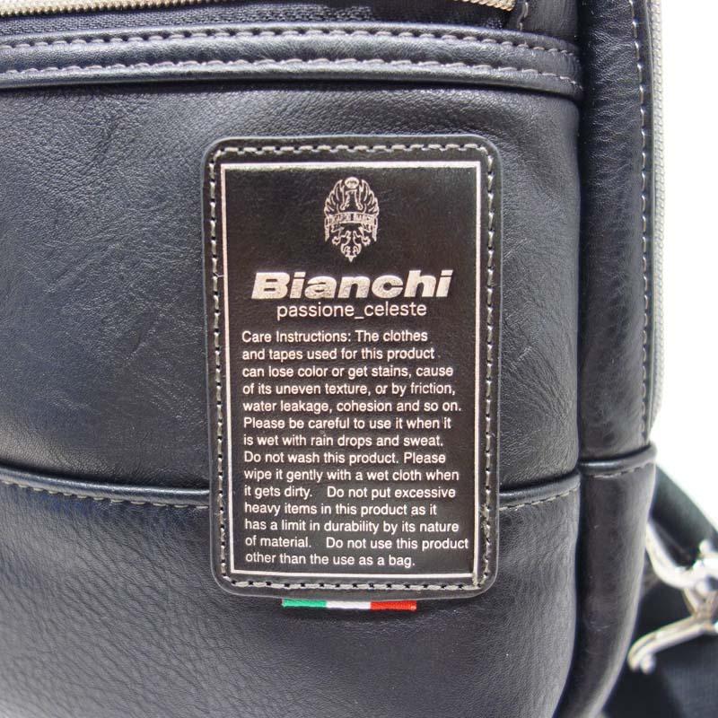 【Bianchi】 ボディバッグ TBPI02