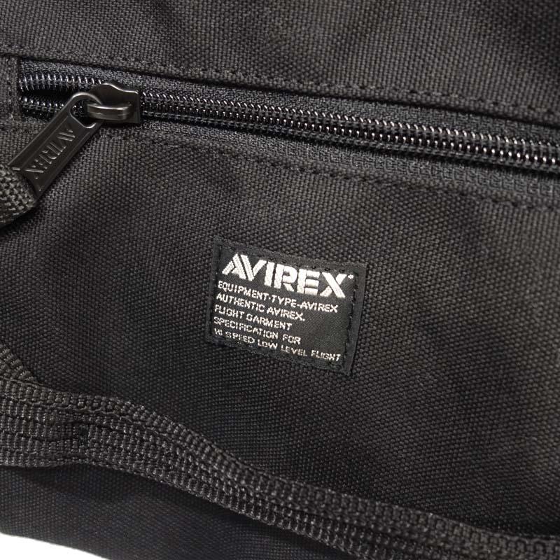 【AVIREX】4WAYボンサック ボンサック リュック ショルダー 縦型ショルダー アウトドア 撥水 AVX3514