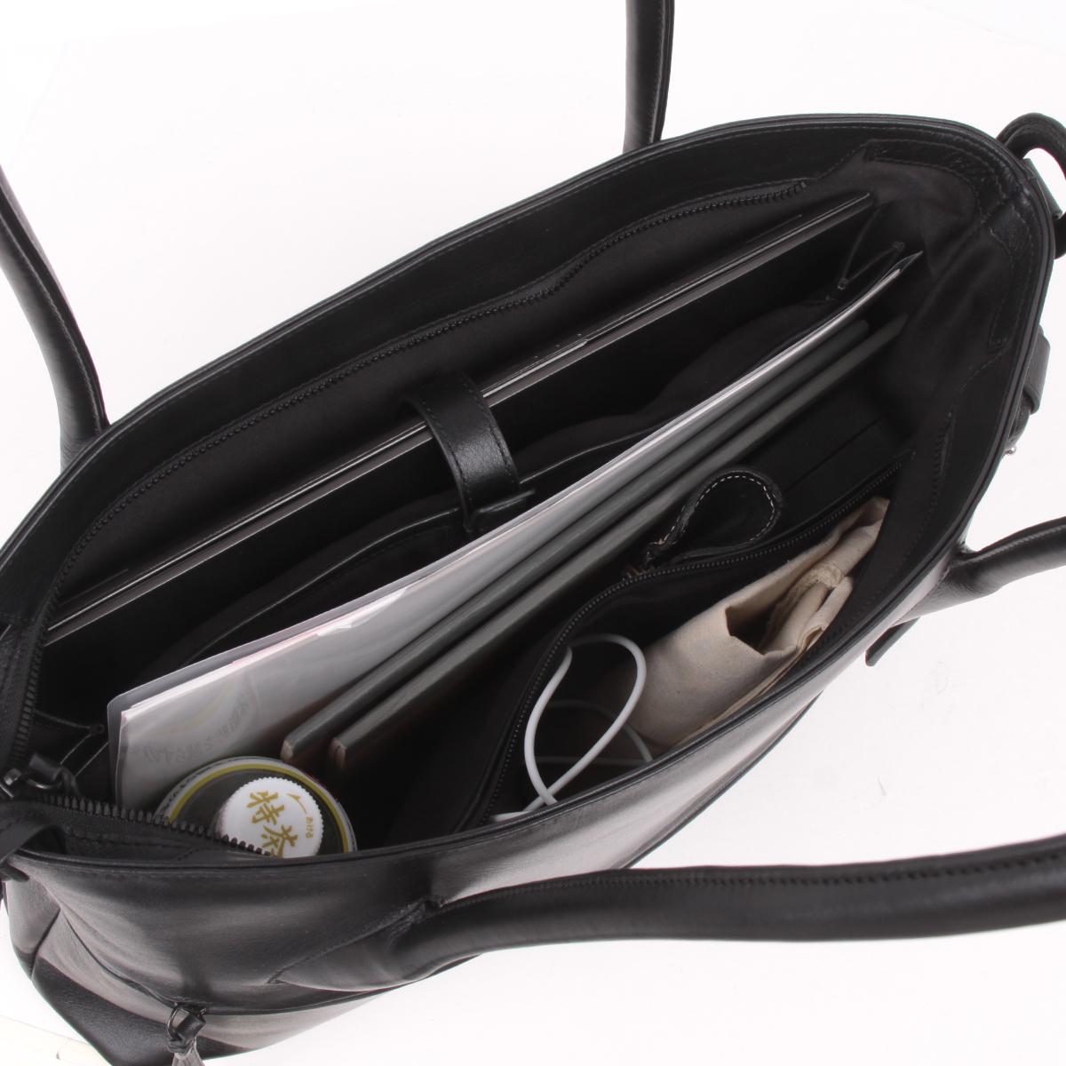 【PID】軽量レザートートバッグ  PAN901