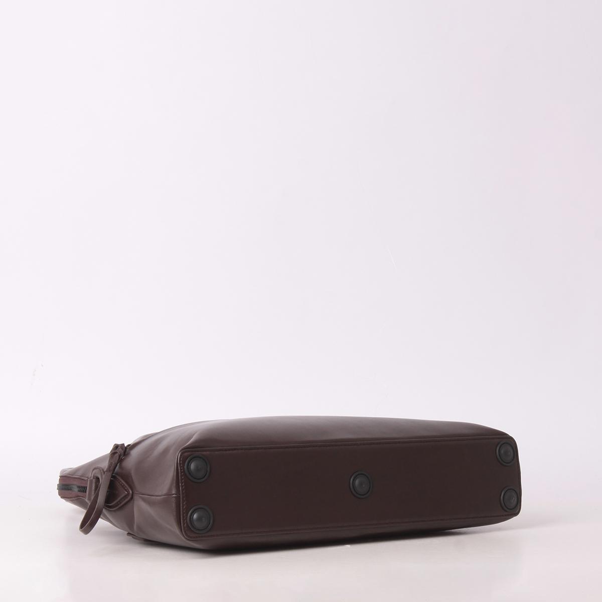 【PID】軽量レザーブリーフケース  PAN902