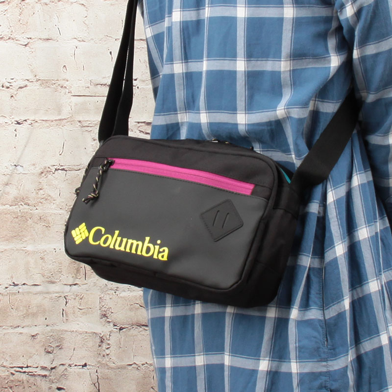 【Columbia】 ミニショルダー PU8355