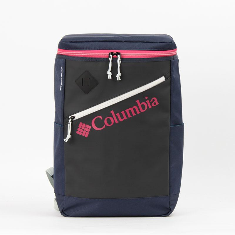 【Columbia】 BOXリュック PU8354