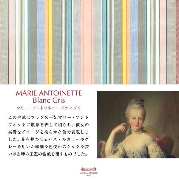 20%OFF【生地】43cm幅生地(マリー・アントワネット ブラン グリ/MARIE ANTOINETTE Blanc Gris) ※数量1=50cm