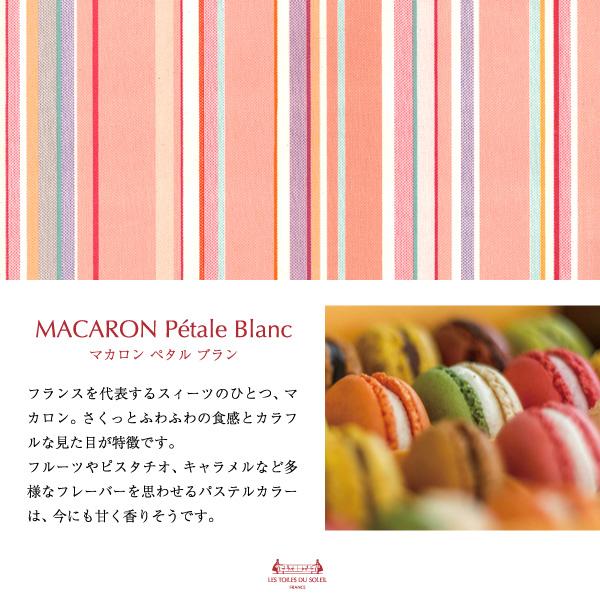 【A135】今治 ミニタオル(マカロン ペタル ブラン/MACARON Petale Blanc)