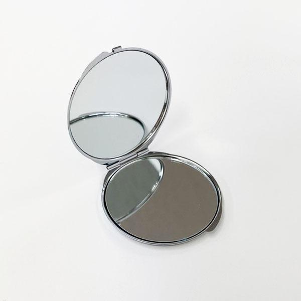 【AG001】コンパクトミラー(サマルカンド ヴェール ターコイズ/SAMARCANDE Vert Turquoise)