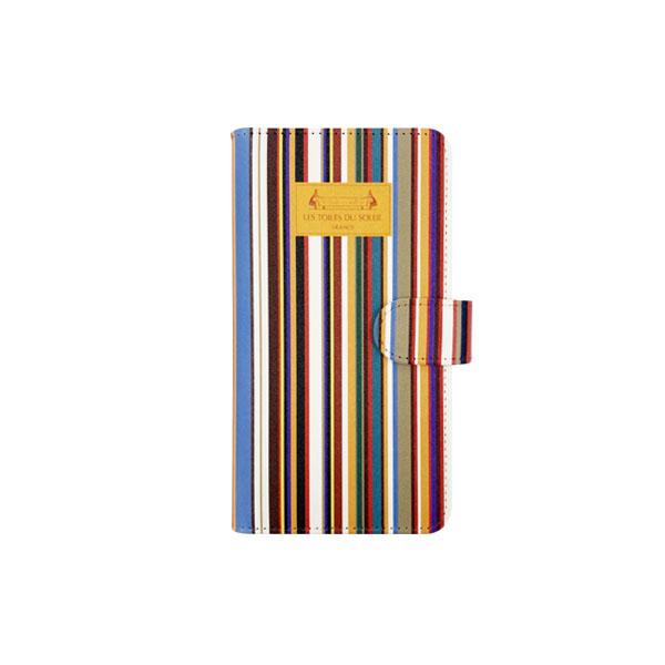 【AG003】手帳型スマートフォンケース(トム マルチ/TOM Multi)