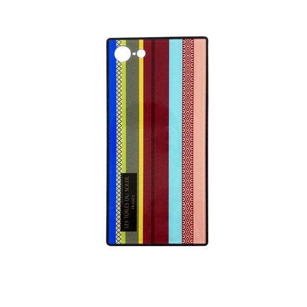 【AG004】iPhone7/8/SE(第2世代) ハードケース(ヴィルフランシュ ド コンフラン サーモン スリーズ/VILLEFRANCHE DE CONFLENT Saumon Cerise)