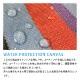 【生地】PVC加工 43cm幅生地(グリシンヌ ブラン ヴィオレ/GLYCINE Blanc Violet)※数量1=50cm