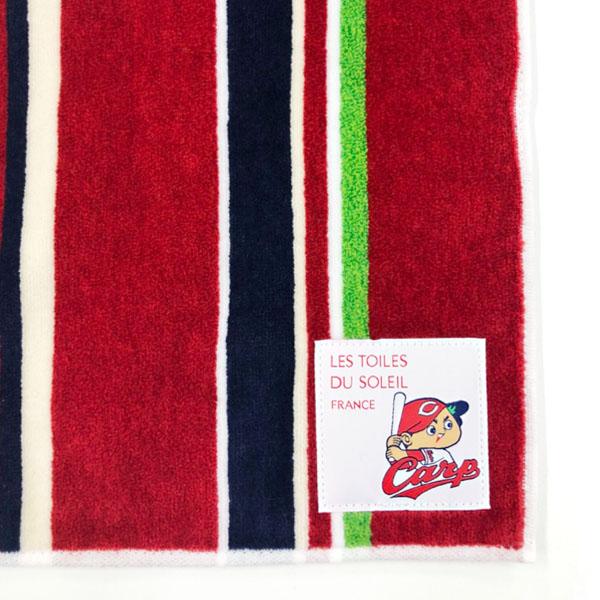 【A135】カープコラボ2020 今治ミニタオル(ヒロシマ カープ スリーズ ルージュ/HIROSHIMA CARP Cerise Rouge )