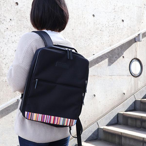 【U466】PCバックパック(リュ デュ バック グリ/RUE DU BAC Gis)