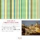 50%OFF【A192】ラッピングペーパー(サントラン ターコイズ ブラン ジョンヌ/SANTORIN Turquoise Blanc Jaune)