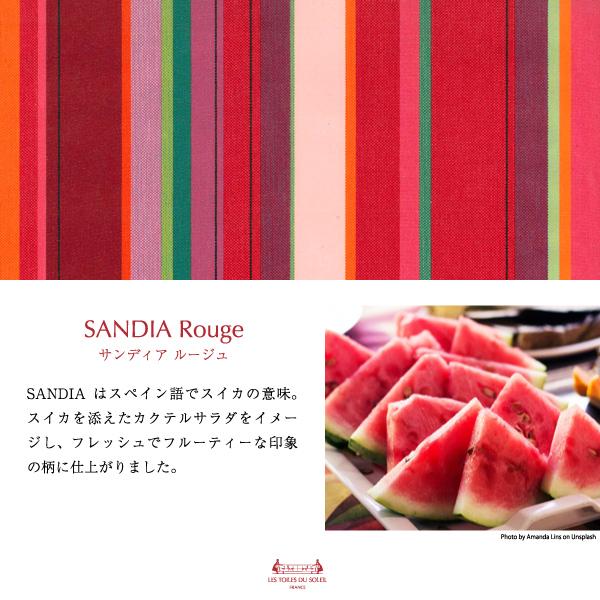 50%OFF【A192】ラッピングペーパー(サンディア ルージュ/SANDIA Rouge)