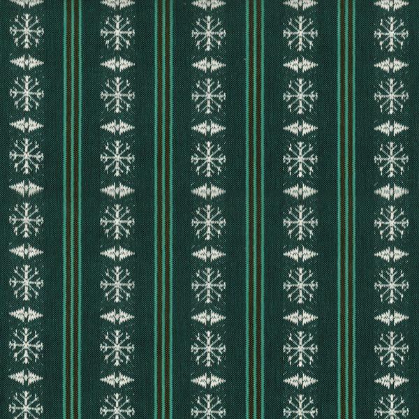 【生地】43cm幅生地(ナダル セーズ ノアール ヴェール/NADAL16 Noir Vert)※数量1=50cm