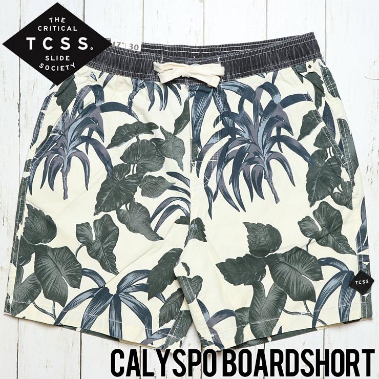 [クリックポスト対応] TCSS ティーシーエスエス CALYSPO BOARDSHORT ボードショーツ BS1813