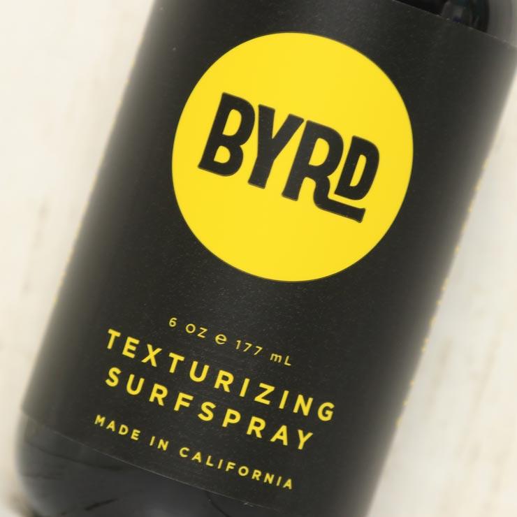 BYRD バード TEXTURIZING SURFSPRAY テクスチャライジングサーフスプレー ヘアスプレー#2069021