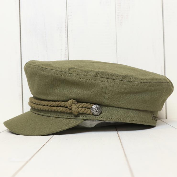 【送料無料】 BRIXTON ブリクストン FIDDLER CAP ハンチング マリンキャップ 00004 MILOL