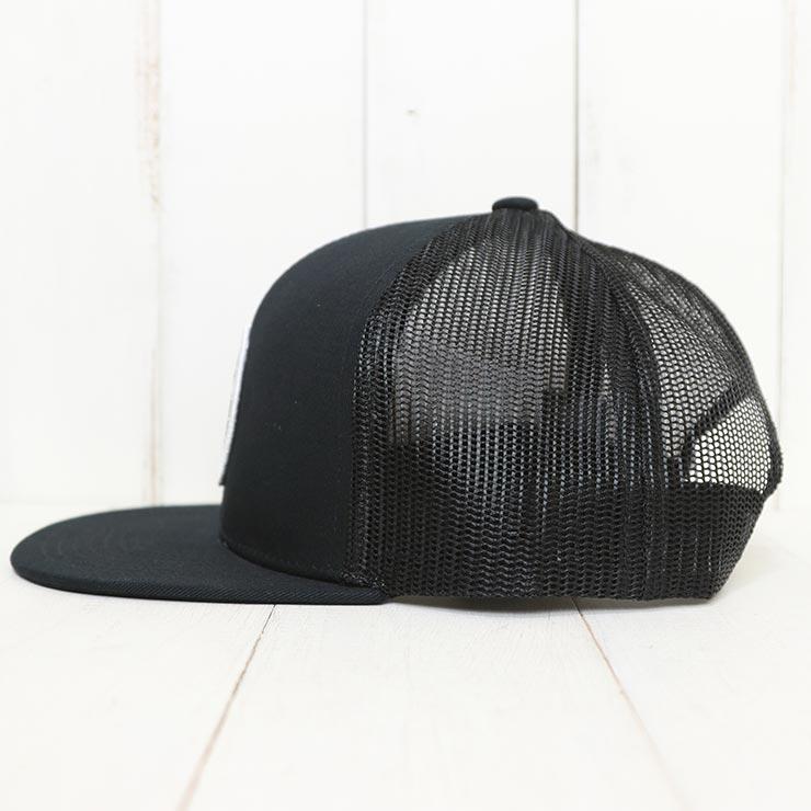 【送料無料】 BRIXTON ブリクストン WHEELER CAP メッシュキャップ 00014 BKBLK