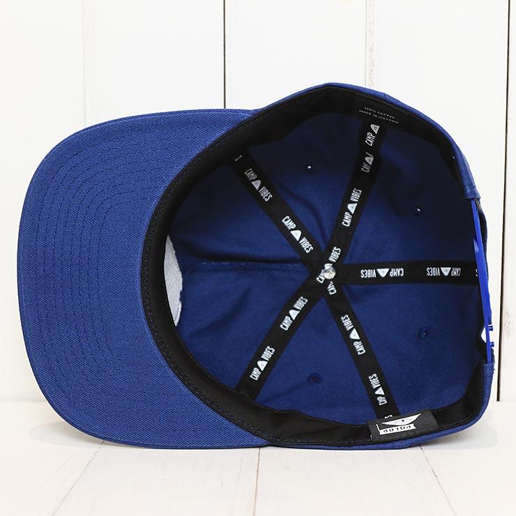 【送料無料】 POLeR ポーラー SASCLOPS HAT スナップバックキャップ 211ACM7003 [FB]