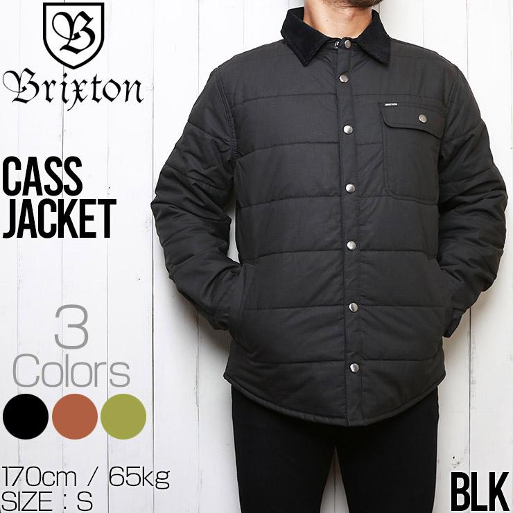 BRIXTON ブリクストン CASS JACKET キルティングジャケット 03287