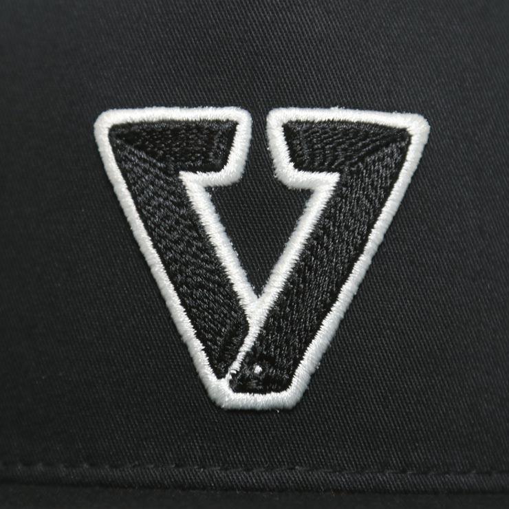 【送料無料】 VISSLA ヴィスラ CALIPHER HAT SNAPBACK CAP スナップバックキャップ MAHTCCAL BLF