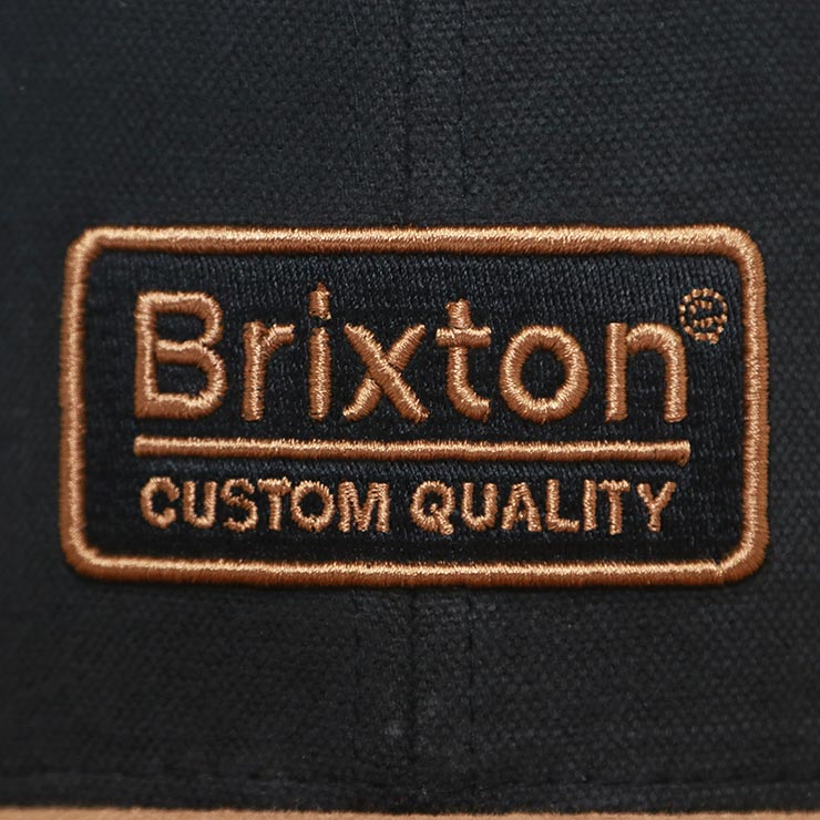 【送料無料】 BRIXTON ブリクストン PALMER III MP SNAPBACK CAP スナップバックキャップ 10685 AMBLK
