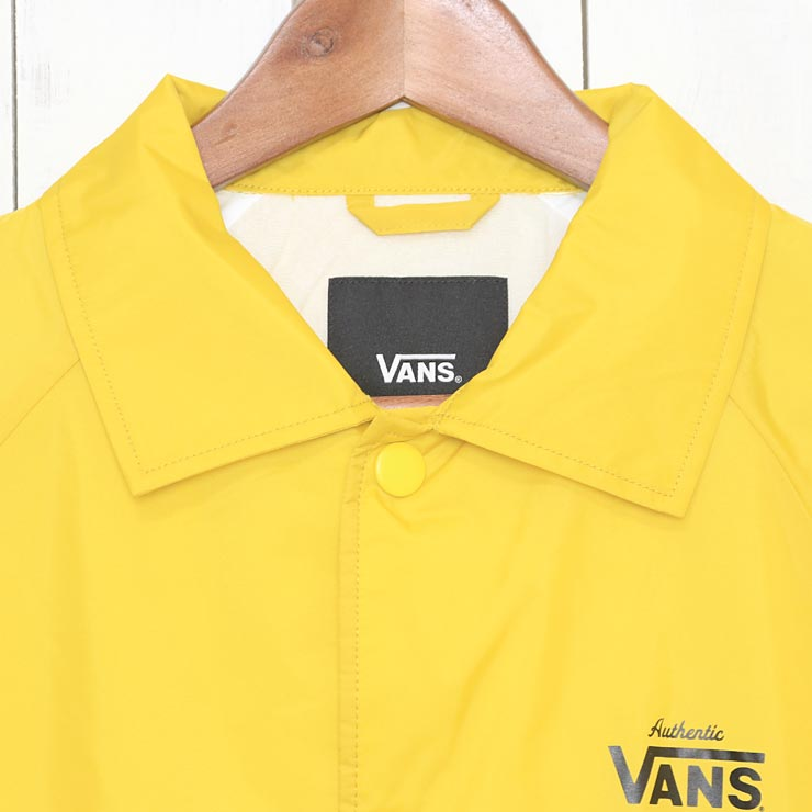 [クリックポスト対応] VANS ヴァンズ TORREY COACHES JACKET コーチジャケット VN0002MUD2P