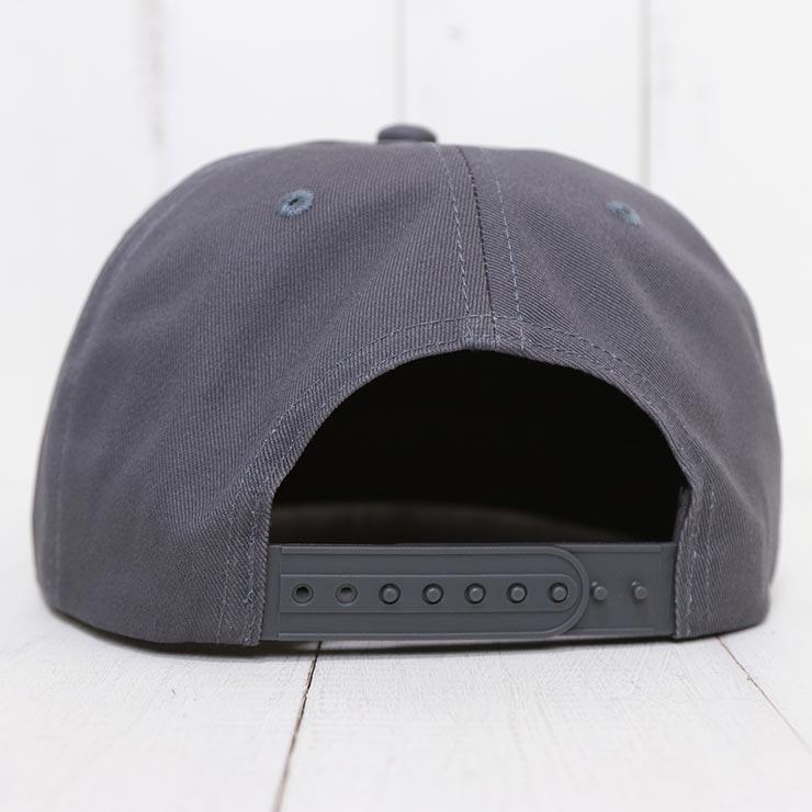 【送料無料】 BRIXTON ブリクストン WHEELER SNAPBACK CAP スナップバックキャップ 00375 CHARC