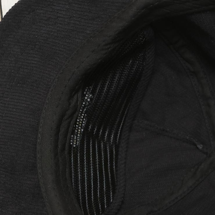 TCSS ティーシーエスエス QUASI CAP コーデュロイ スナップバックキャップ HW1855