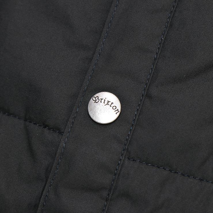 【送料無料】 BRIXTON ブリクストン CASS JACKET ジャケット 03027 BKBLK