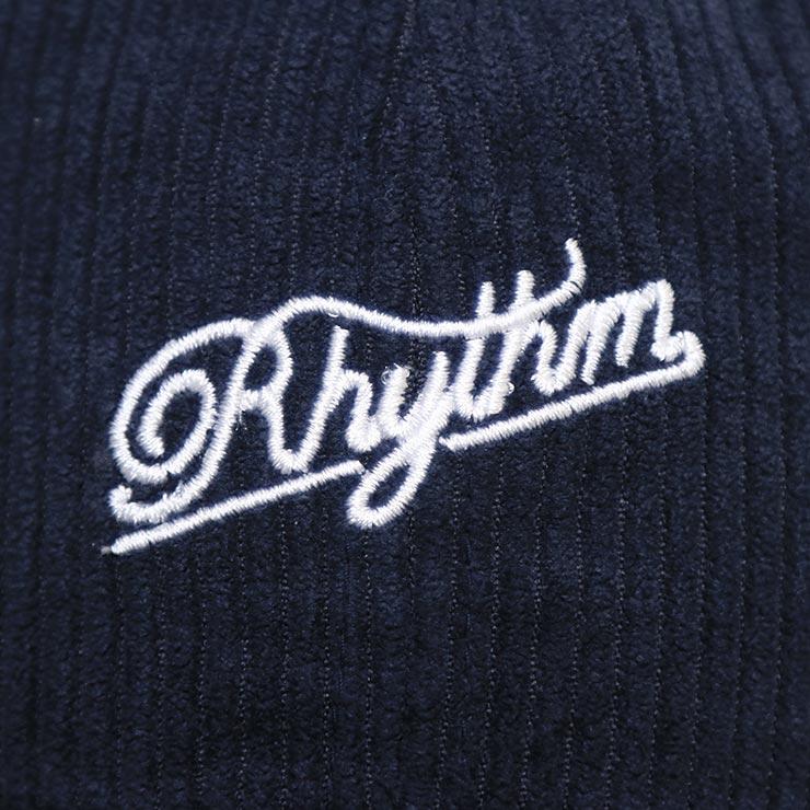 【送料無料】 Rhythm リズム BASIC CAP ストラップバックキャップ JUL20M-CP04