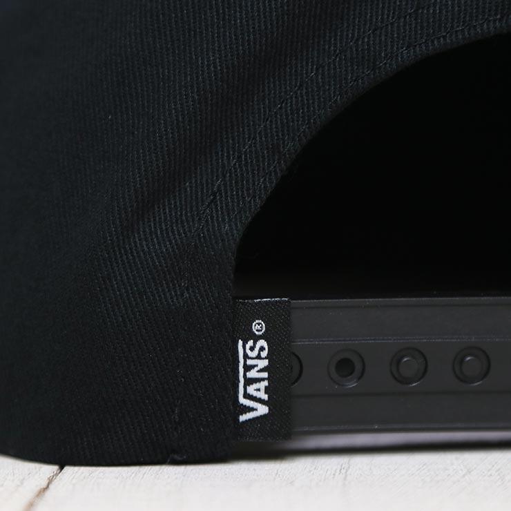 VANS ヴァンズ CLASSIC PATCH SNAPBACK CAP スナップバックキャップ VN000TLS