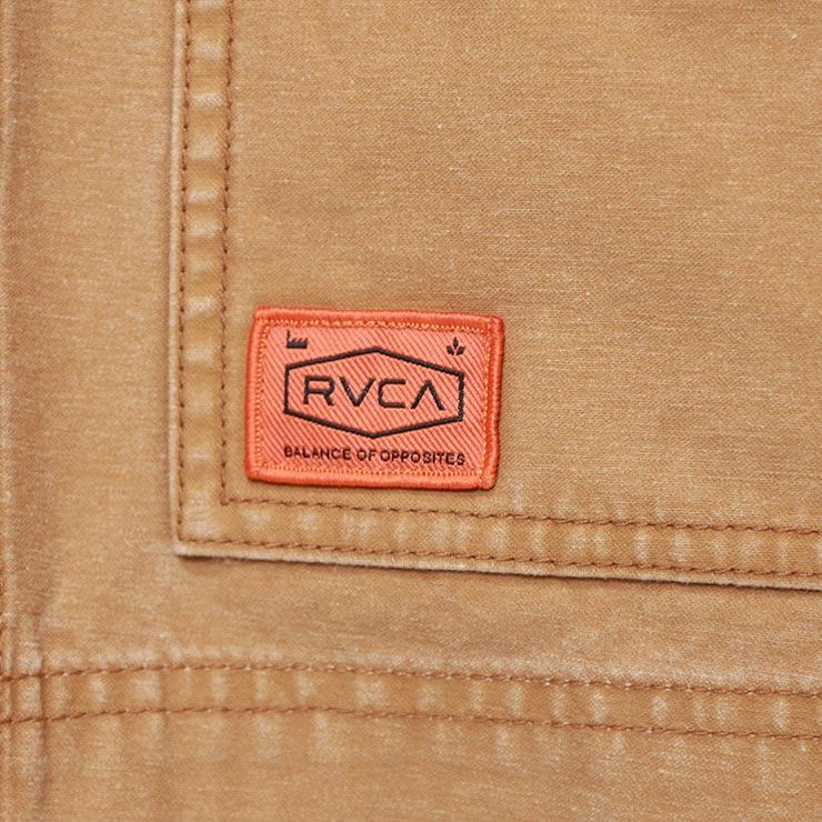 RVCA ルーカ CHAINMAIL CHORE JACKET コットンワークジャケット M7023RCH