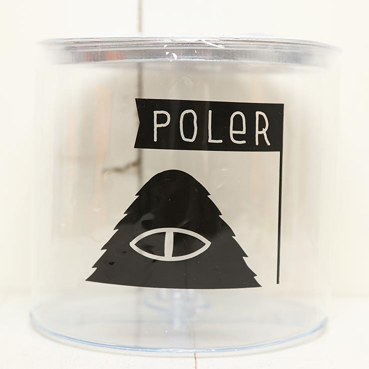 [クリックポスト対応] POLeR ポーラー INFLATABLE SOLAR LAMP ソーラーランタン LEDライト 211ACU9704