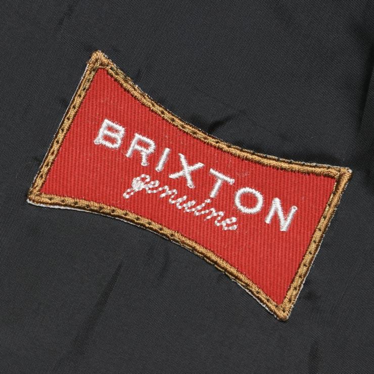 [クリックポスト対応] BRIXTON ブリクストン RAMSEY II JACKET コーチジャケット 03188