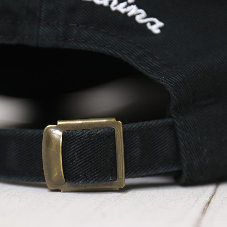 【送料無料】 Deus Ex Machina デウスエクスマキナ CLASSIC DAD TEMPLE CAP ストラップバックキャップ ローキャップ DMF87549C